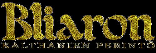 Bliaron logo