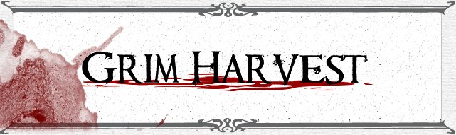 Grim Harvest banneri